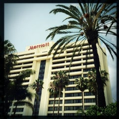 Photo taken at Torrance Marriott South Bay by FWB on 6/5/2013
