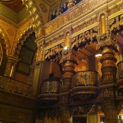 Photo taken at Landmark Theatre by Peter L. on 10/21/2012