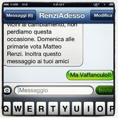 Photo taken at Partito Democratico by Damiano C. on 11/24/2012