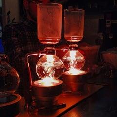 Photo taken at Cafe Demitasse by Ryan on 11/17/2013