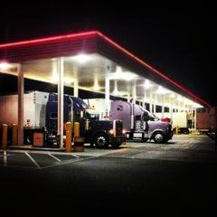 Photo taken at Joe's Travel Plaza by Ryan on 12/22/2012