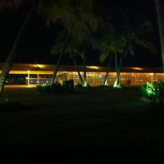 Photo taken at Marina Island Jetty Complex by Oii S. on 11/11/2012