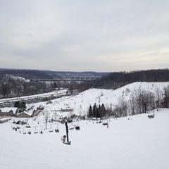Photo taken at Boston Mills Ski Resort by Ryan R. on 1/27/2013
