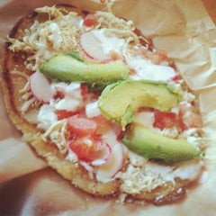 Photo taken at Taqueria Los Ocampo by Holly H. on 9/28/2012