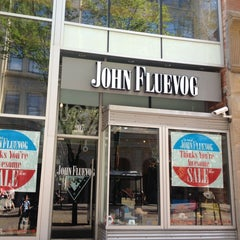 Photo taken at John Fluevog Shoes by Shadi S. on 7/8/2013