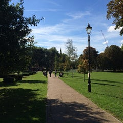 Photo taken at Haven Green by Dan L. on 10/6/2013