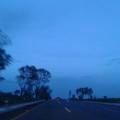 Photo taken at Autopista SJR - Palmillas by Ana H. on 7/10/2013