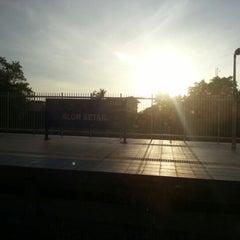 Photo taken at Stesen KTM Alor Star by atey f. on 12/9/2014