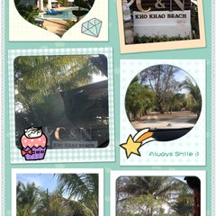 Photo taken at C&N Kho Khao Beach Resort by จุฬารัตน์ จ. on 3/18/2014