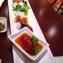 Photo taken at Kanda Sushi Bar by Ce C. on 3/8/2015