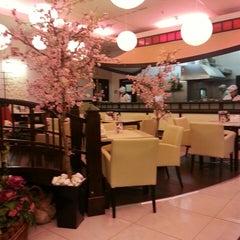 Photo taken at Gan Bei by Inga M. on 8/2/2013