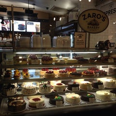 Photo taken at Zaro's Bakery by Francesca R. on 5/4/2014