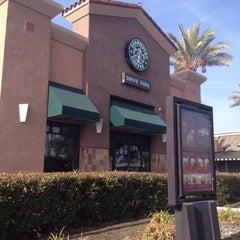 Photo taken at Starbucks by Jeanette N. on 12/27/2013