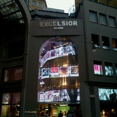 Photo taken at Excelsior Milano by Lorenzo S. on 9/28/2013