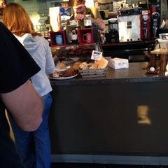 Photo taken at Cups, an Espresso Café by Davis C. on 10/30/2013