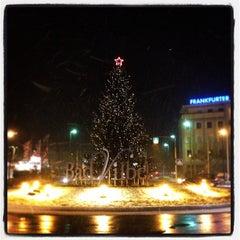 Photo taken at Bad Vilbel by Robert R. on 12/11/2012