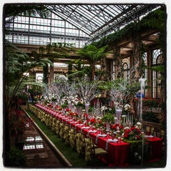 Photo taken at Longwood Gardens by Martin L. on 11/25/2012