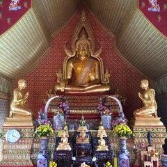 Photo taken at วัดเขาสมโภชน์ by Krittanan M. on 6/21/2014