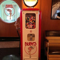 Photo taken at Ruby's Diner by Hushero ⚓ on 3/19/2013