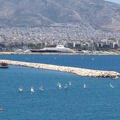 Photo taken at Ναυτικός Όμιλος Ελλάδος (Yacht Club of Greece) by Kostas V. on 6/2/2013