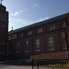 Photo taken at St. John The Evangelist Church by Paul C. on 8/2/2014
