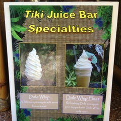 Photo taken at Tiki Juice Bar by Mark M. on 10/26/2012