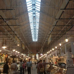 Photo taken at Eastern Market by Tammy C. on 5/21/2013