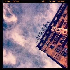 Photo taken at Divine Lorraine Hotel by Kelly B. on 3/14/2013