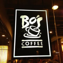 Photo taken at Bo's Coffee by Jao T. on 9/24/2012