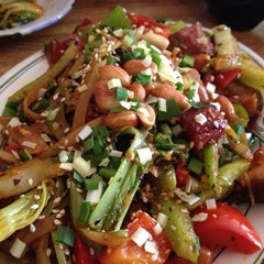 Photo taken at Mission Chinese Food by Matt C. on 5/16/2013