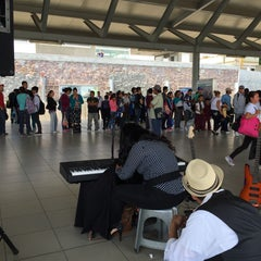 Photo taken at SIT San Juan Bosco by Verónica P. on 2/12/2015
