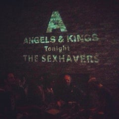 Photo taken at Angels & Kings by Zachary H. on 12/17/2012