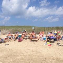 Photo taken at Town Neck Beach / Boardwalk by Paul L. on 7/14/2013