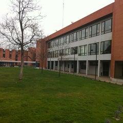 Photo taken at Universidad Camilo José Cela (UCJC) by Oscar C. on 12/13/2012