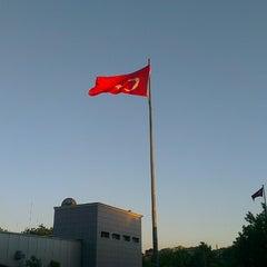 Photo taken at İstanbul Emniyet Müdürlüğü by Halil O. on 5/24/2013