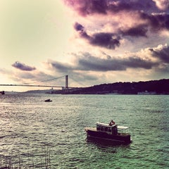 Photo taken at Sumahan On The Water Hotel Istanbul by Burcu C. on 1/5/2013