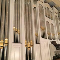Photo taken at St. Joseph's Roman Catholic Church by Tom S. on 12/8/2014
