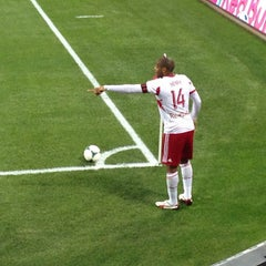 Photo taken at Red Bull Arena by Matthew W. on 7/28/2013