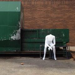 Photo taken at Rockaway Townsquare by Matthew W. on 10/18/2012