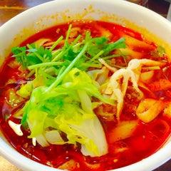 Photo taken at 中国西安料理と刀削麺・火鍋 XI'AN シーアン 神田西口店 by Satoshi O. on 4/23/2015