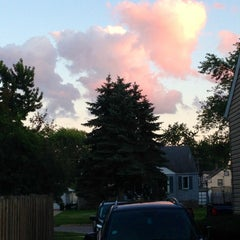 Photo taken at Merrionette Park by Nick P. on 7/9/2014