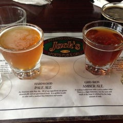 Photo taken at Jack's Brewing Co. by Rick P. on 6/23/2013