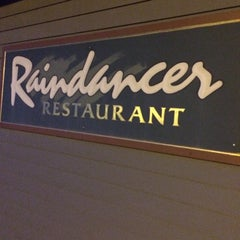Photo taken at Raindancer Restaurant by Angelo S. on 3/6/2014