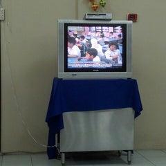 Photo taken at Mahallah Nusaibah Cafeteria by Syazwani H. on 8/30/2013
