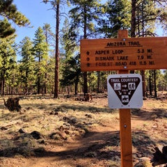 Photo taken at Coconino National Forest by Kevin H. on 4/28/2013