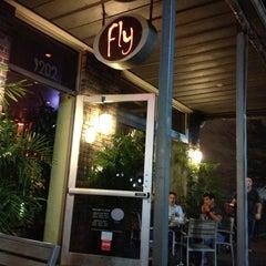 Photo taken at Fly Bar & Restaurant by Jason Arigoni on 1/29/2013