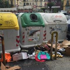 Photo taken at Piazza degli Artisti by Gennaro C. on 10/20/2015