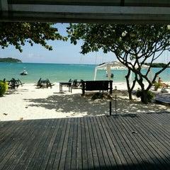 Photo taken at Iyara Beach Hotel & Plaza by Michael S. on 1/14/2016