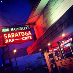 Photo taken at The Saratoga by Jamie on 1/11/2014