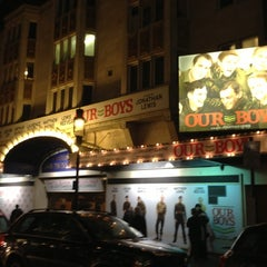 Photo taken at Duchess Theatre by Simon W. on 10/13/2012